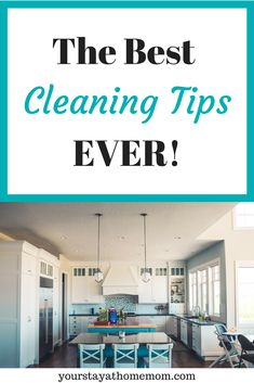 My best cleaning tip