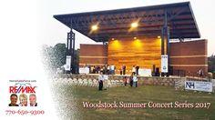 Woodstock Summer Concert Series 2017