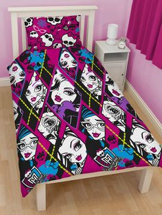 Monster High Bedding - Now only £13.49 + Free Delivery!