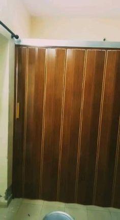Wooden Partition Design, Folding Partition, Partition Door, Wooden Partitions, Folding Doors, Small Room Design Bedroom, Bedroom False Ceiling Design, Home Room Design, Home Entrance Decor