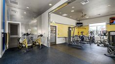 Are you looking to get in shape this semester? Here at The Social in #Lutz, FL we provide amenities such as a #fitness center to make this community your home.