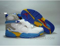 new product 41c98 30116 AIR JORDAN RETRO 8 WHITE VARSITY RED BRIGHT CONCORD AQUA TONE AUTHENTIQUE     66.00