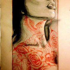Tattoo lady, revelation