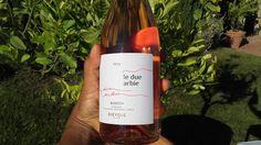 Vino rosato della azienda agricola Dievole