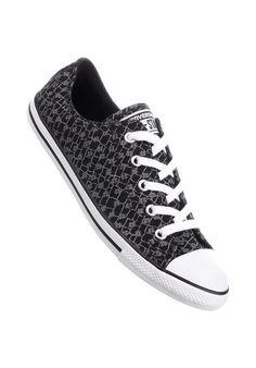 Converse Dainty, blackmason #ShoeWomen #ShoesFemale #titus #titusskateshop