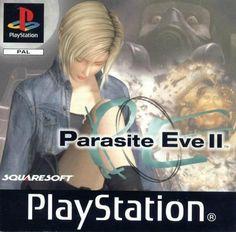 imagen Parasite Eve 2 [PSX] [PAL] [Español]