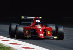 1990 - Italy - Ferrari - Alain Prost