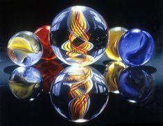 Marbles VII - Charles Bell - WikiPaintings.org