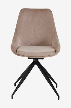 Stoler & puffer online - Ellos.no Beige, Chair, Furniture, Home Decor, Metal, Decoration Home, Room Decor, Home Furnishings, Stool