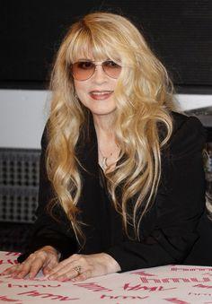 .Stevie Nicks at 65 years old