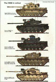 M48 tank