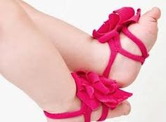 Cute sandals for your baby girl!