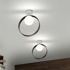 Giuko Ceiling/Wall Light by Leucos Lighting