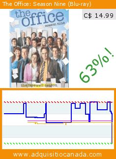 The Office: Season Nine (Blu-ray) (Blu-ray). Drop 63%! Current price C$ 14.99, the previous price was C$ 40.13. By Ed Helms, Johyn Krasinski, Jenna Fischer, Rainn Wilson, Ellie Kemper. http://www.adquisitiocanada.com/universal-studios-home/office-season-nine-blu