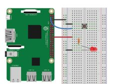Complete Guide Raspberry Pi LED Flashlight in Python Code New Project Ideas, Easy Projects, Script Analysis, Traffic Light, Led Flashlight, Python, Light Up, Raspberry, Lab