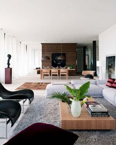 justthedesign: Living Room At A Villa In...