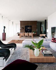Living Room At A Villa In Mallorca