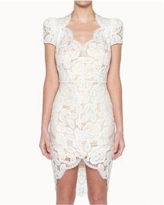 Rosebud Fitted Dress - LOVER®
