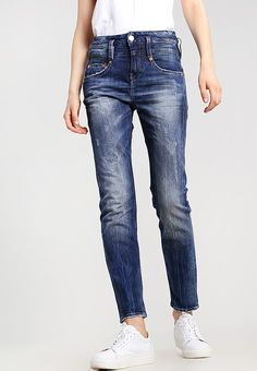 Herrlicher PITCH MOM - Jeans baggy - road tested - Zalando.it