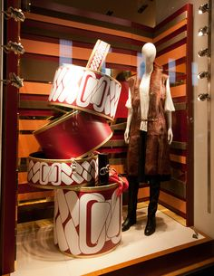 Hermes windows 2014 Fall, Milan – Italy