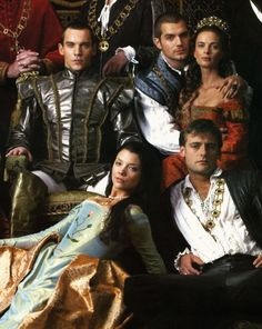 The Tudors,,, Best Show On ,,,, D.H.