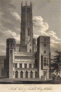 Fonthill Abbey http://www.beckfordarms.com/history/