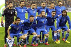 Equipo de Grecia en el mundial