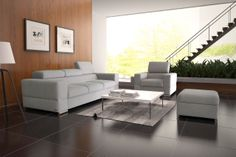 Infiniti Sofa by Dan-wex. Tkanina Galatea Aqua Clean