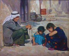 Mohammed Thanon   iraqi artist