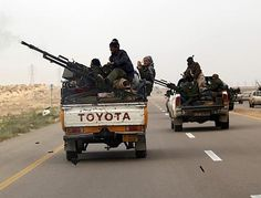 The thread dedicated to libya miliita vehicles - Shift518 - Where Shift Happens