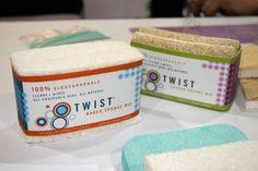 Twist's naked sponge