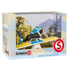 Schleich Dog Agility Playset. @Laurie Mercer