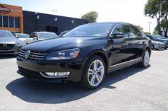 2012 #Volkswagen #Passat #V6 SEL Premium 4dr Sedan #Cars - #Miami FL at Geebo