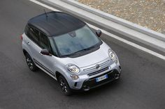 Fiat 500L Beats edition by Dr Dre