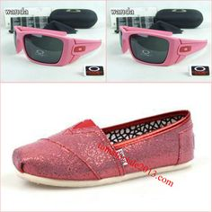 Toms Glitter Shoes  and Cheap Sunglasses only $39