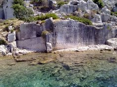 "Sunken City Of Kekova In Turkey: Home Of The Ancient ""Sea People"" - MessageToEagle.com"
