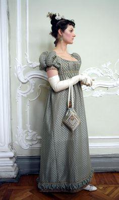 regency bal gown