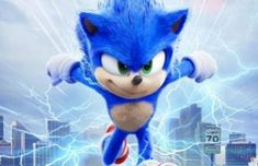 Sonic the Hedgehog to Zap Pokemon Detective Pikachu and Ring in Best Video Game Movie Opening. Sonic batte Pikachu: è record d'incassi. Sonic The Hedgehog, Hedgehog Movie, Jim Carrey, Vin Diesel, Live Action, Movie Fails, Sonic The Movie, Tika Sumpter, Latest Hollywood Movies