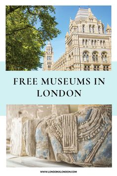 Looking for awesome things to do in London? Don't miss these cool museums in London. Even better - they're free! London Museums, London City, Free Travel, Travel Tips, National History, Tate Britain, Free Museums, Galleries In London, Things To Do In London