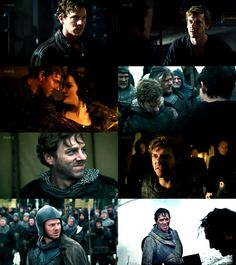 Hotspur. The Hollow Crown: Henry IV Part 1, 2012.