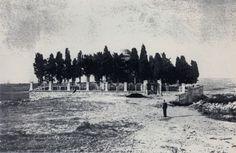 GAZİ SÜLEYMANPAŞA VE NAMIK KEMAL KABİRLERİ 1890