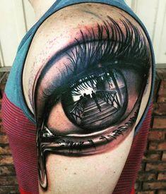 Mind-Blowing Tattoos It looks like photoshop, but these are real tattoos! Mind-Blowing Tattoos It looks like photoshop, but these are real tattoos! Amazing 3d Tattoos, Best 3d Tattoos, Weird Tattoos, Badass Tattoos, Beautiful Tattoos, Body Art Tattoos, New Tattoos, Tattoos For Guys, Sleeve Tattoos