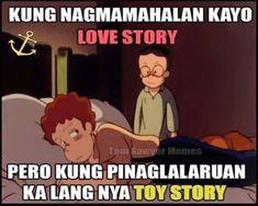 #tagaloglovequotes #tagalog #love #quotes #jokes Filipino Quotes, Pinoy Quotes, Filipino Funny, Tagalog Love Quotes, Love Quotes Funny, Sad Quotes, Tagalog Quotes Hugot Funny, Hugot Quotes, Pick Up Lines Tagalog