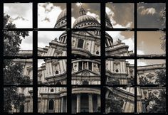 Photoshop tricks: how to recreate a film contact sheet