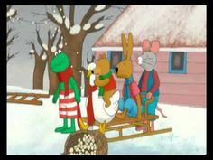 Kikker & Vriendjes - Kikker en het Nieuwjaar