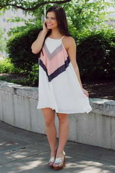 Living On Love Dress