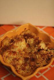 our life in a click: {Recipe} Cauliflower Mac & Cheese