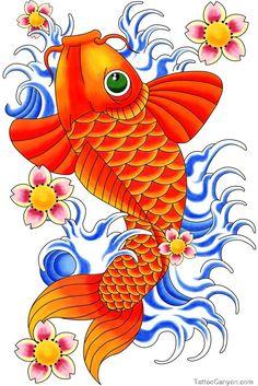 Pinterest the world s catalog of ideas for Koi larousse
