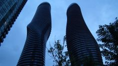 Update: Absolute Towers / MAD Architects