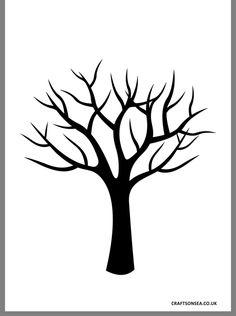 Printable Stencil Patterns, Templates Printable Free, Printables, Tree Templates, Leaf Template, Crown Template, Applique Templates, Flower Template, Applique Patterns